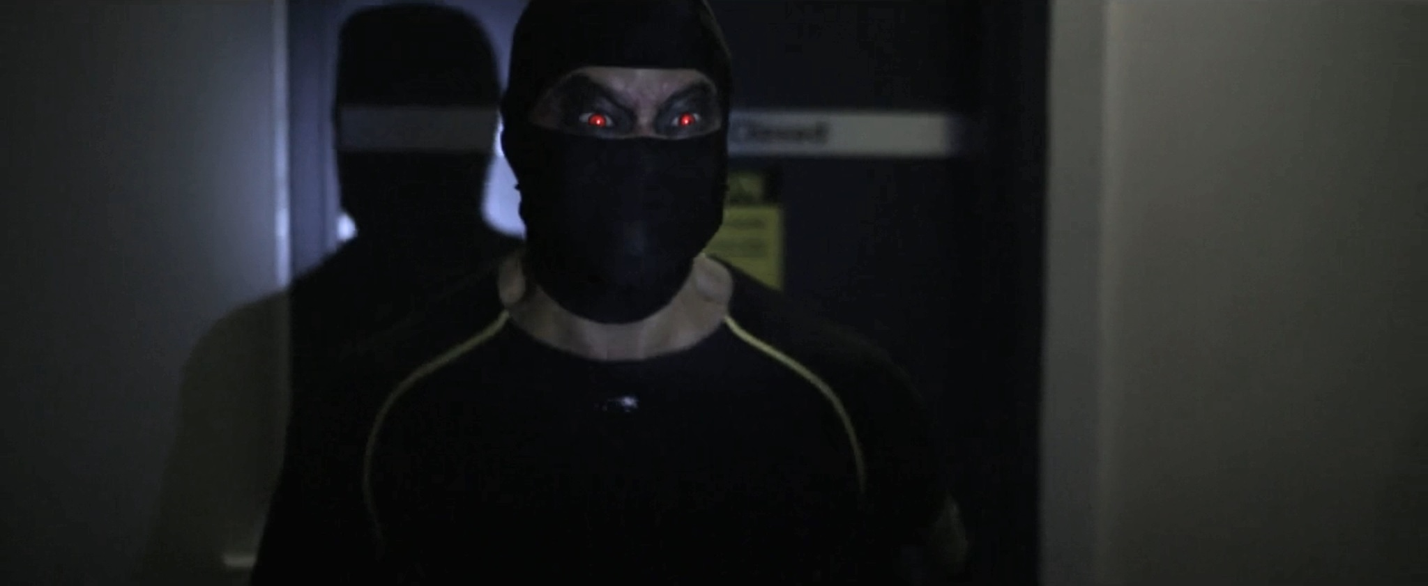 You got ninja in my zombie! You got zombie in my ninja!