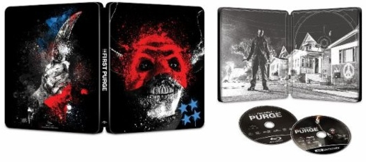 The First Purge SteelBook