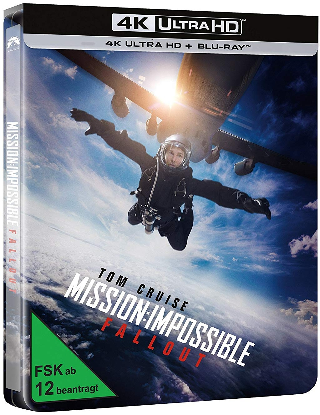 Mission: Impossible - Fallout SteelBook (Germany)