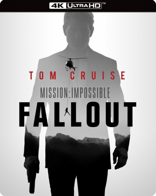 Mission: Impossible - Fallout SteelBook (USA)