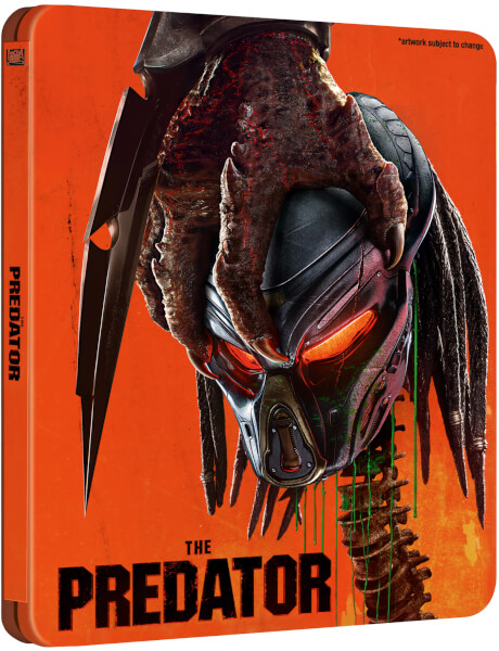 The Predator SteelBook