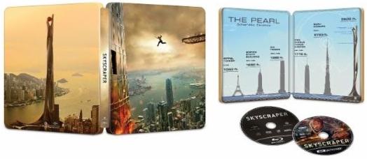 Skyscraper SteelBook