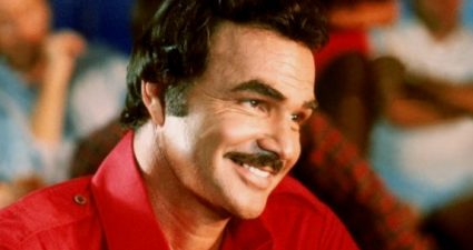 Burt Reynolds in Stroker Ace