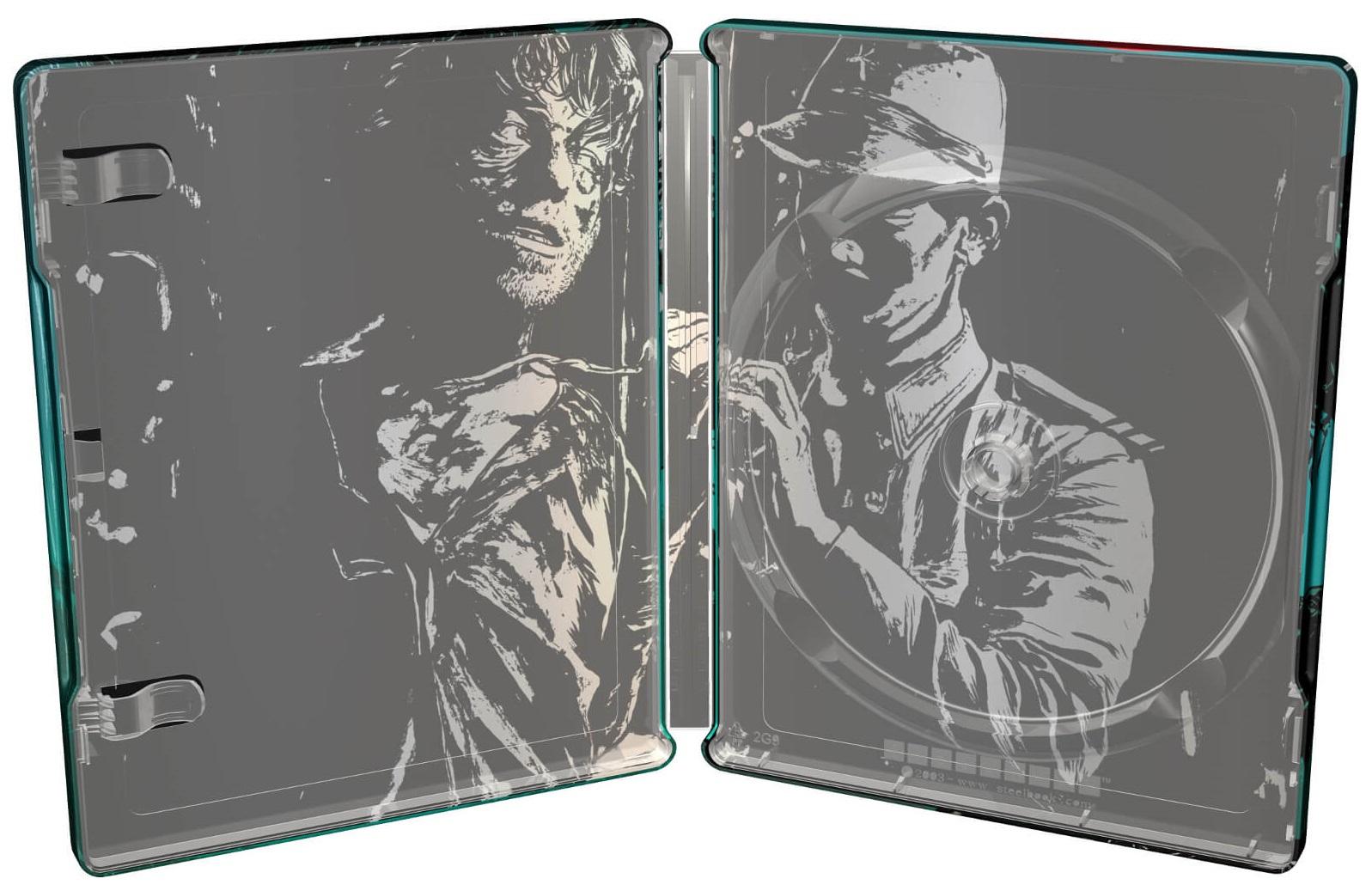 Rambo: First Blood Part II SteelBook inside