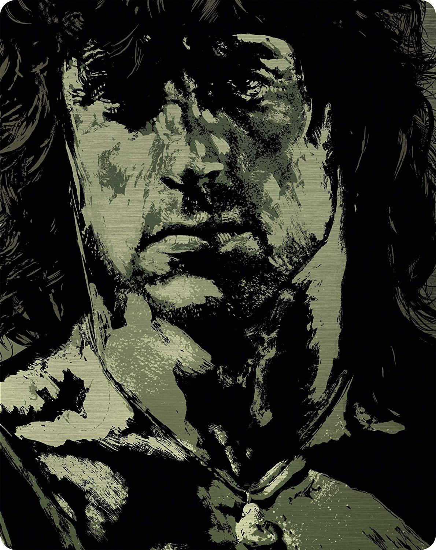 Rambo Trilogy SteelBook no Wrapper