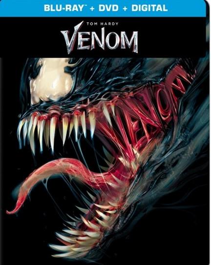 Venom Blu-ray SteelBook