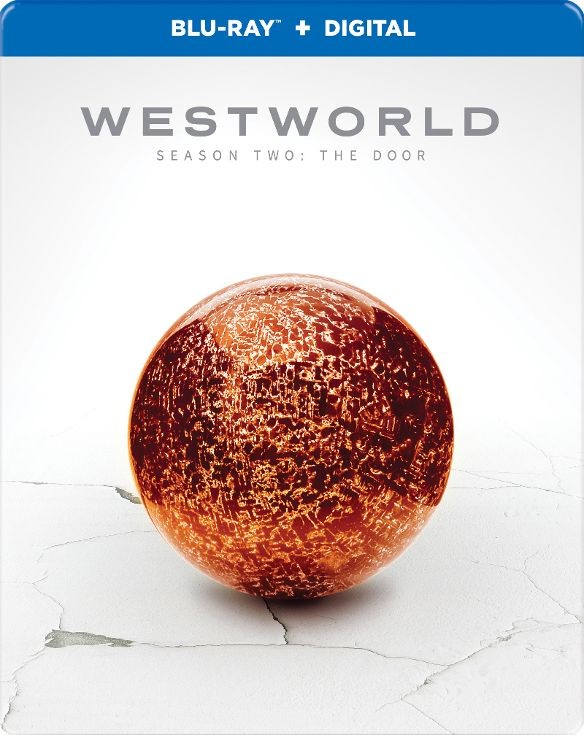Westworld: Season 2 SteelBook