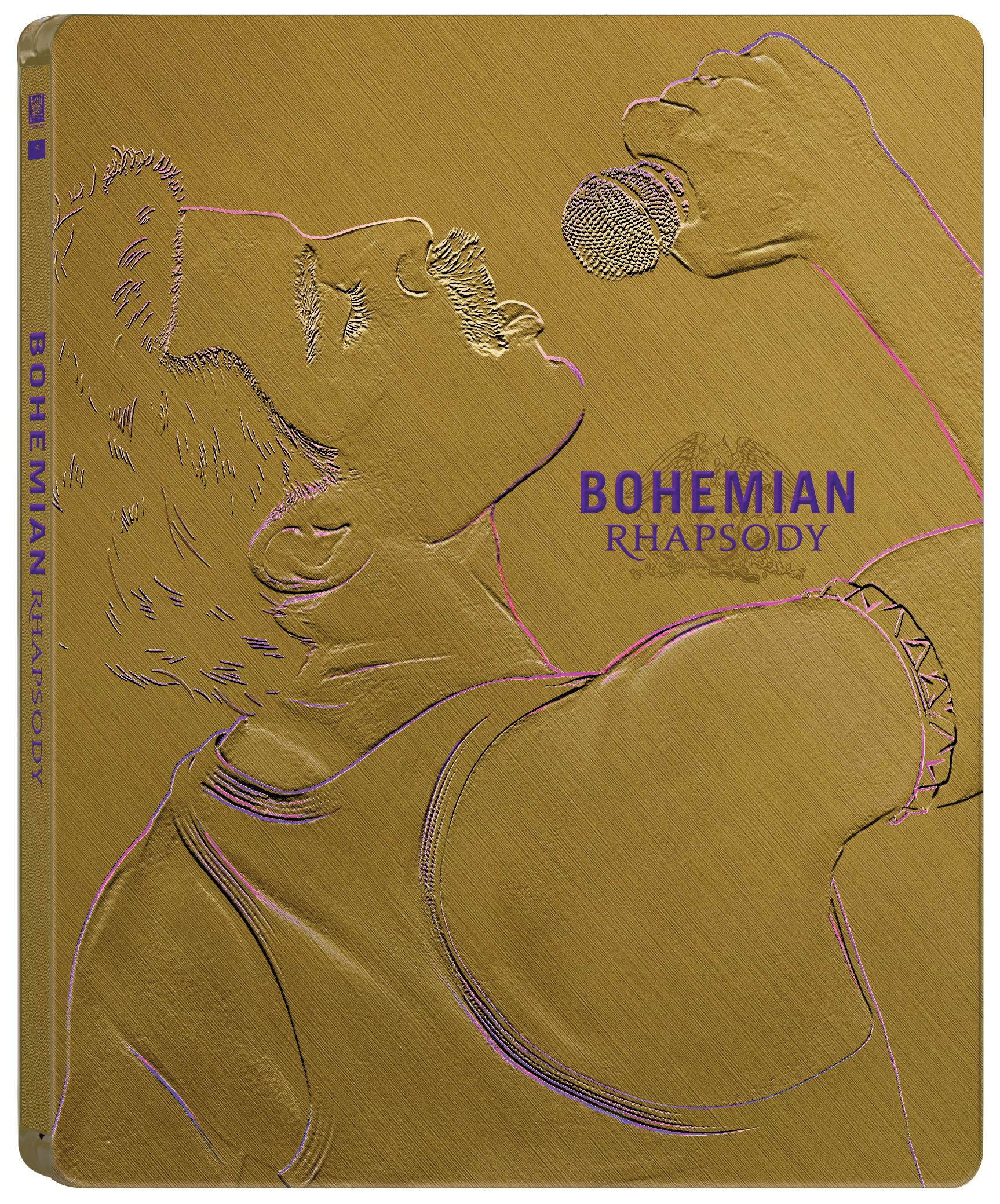 Bohemian Rhapsody UHD SteelBook