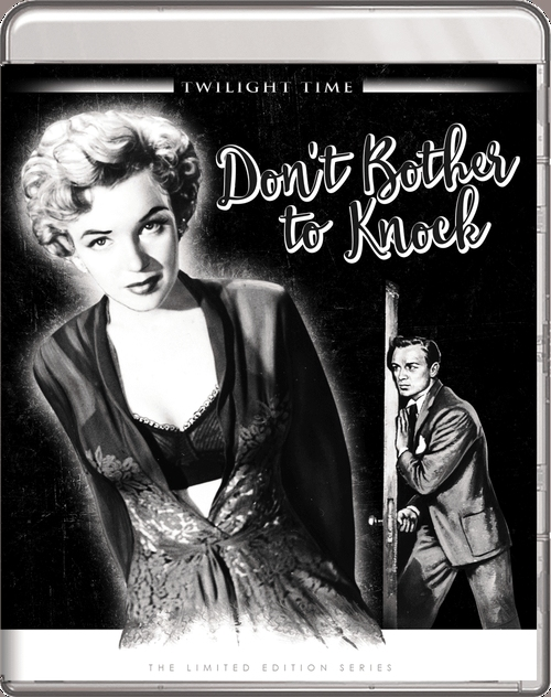 Don't Bother to Knock Blu-ray - Buy at Twilight Time Movies