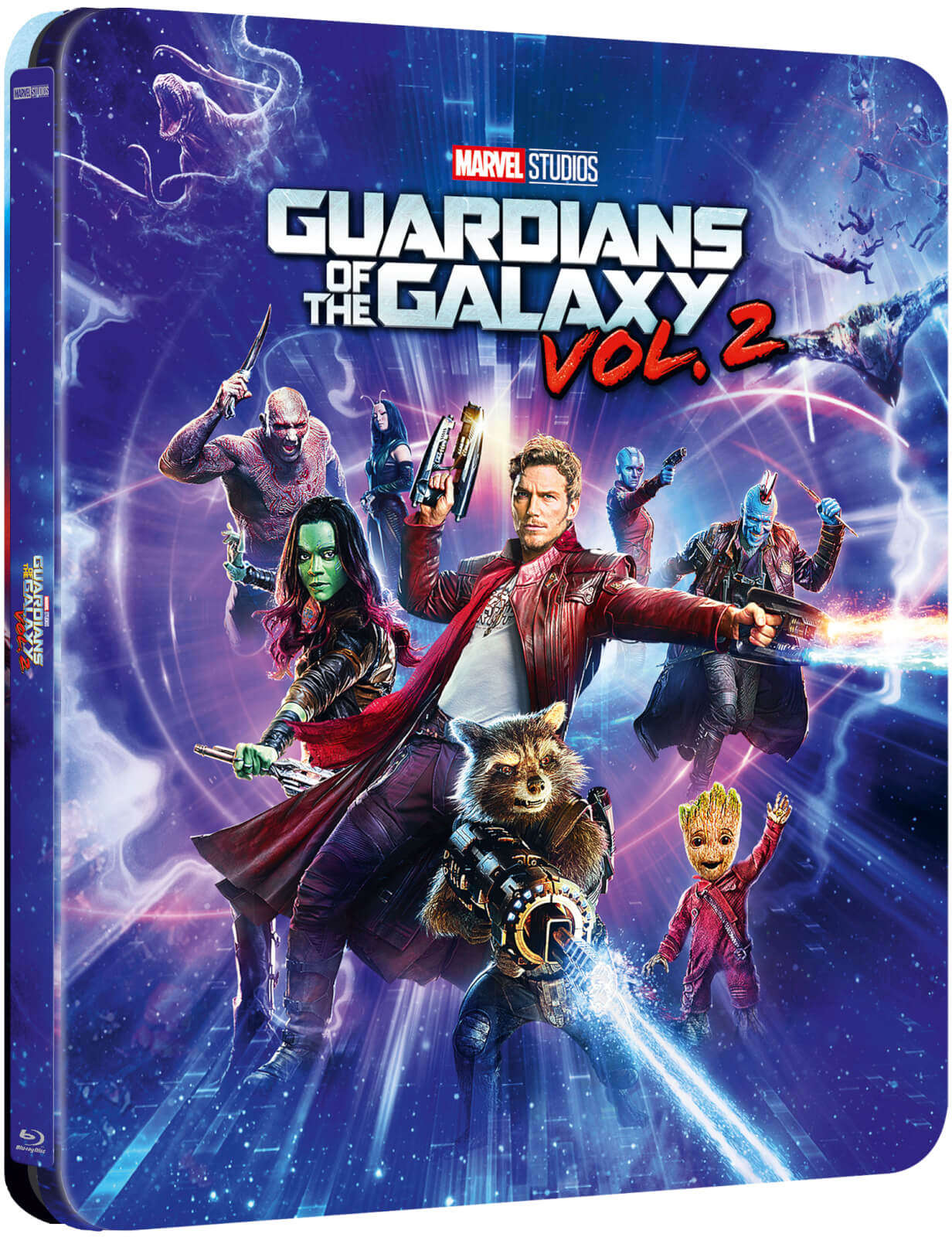 Guardians of the Galaxy Vol. 2 SteelBook
