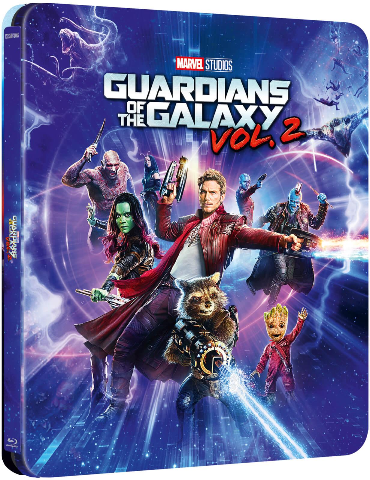 Guardians of the Galaxy Vol. 2 SteelBook