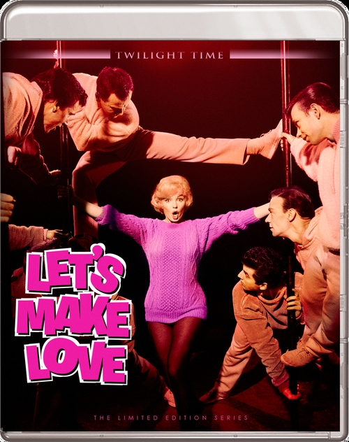 Let's Make Love Blu-ray - Buy at Twilight Time Movies