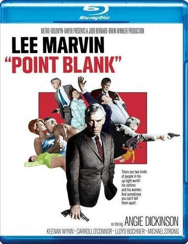 Point Blank Blu-ray - Buy at Amazon