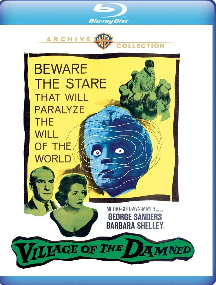 Village of the Damned Blu-ray - Buy on Amazon