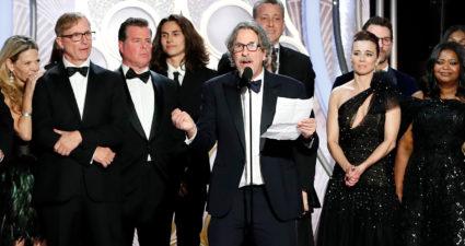 2019 Golden Globes - Green Book