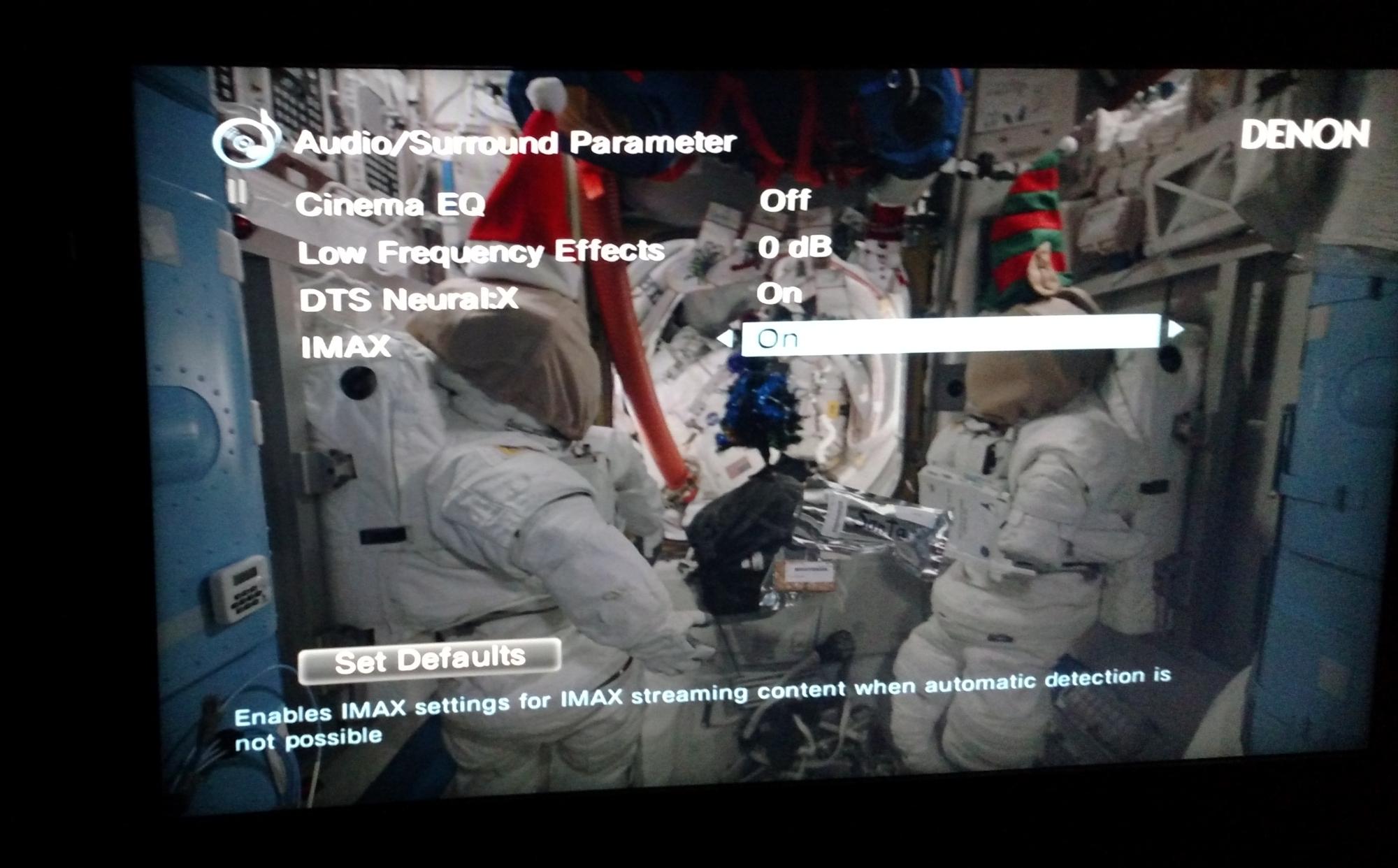 IMAX On