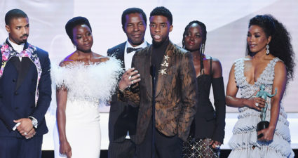 Black Panther SAG Awards 2019