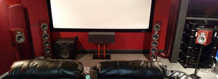 Cinema Zyberdiso with Front Wide Speakers