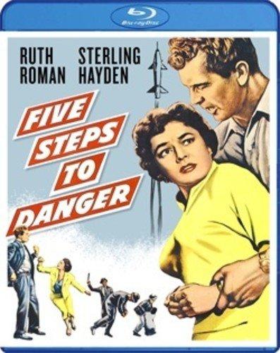 5 Steps to Danger Blu-ray - Buy on Amazon