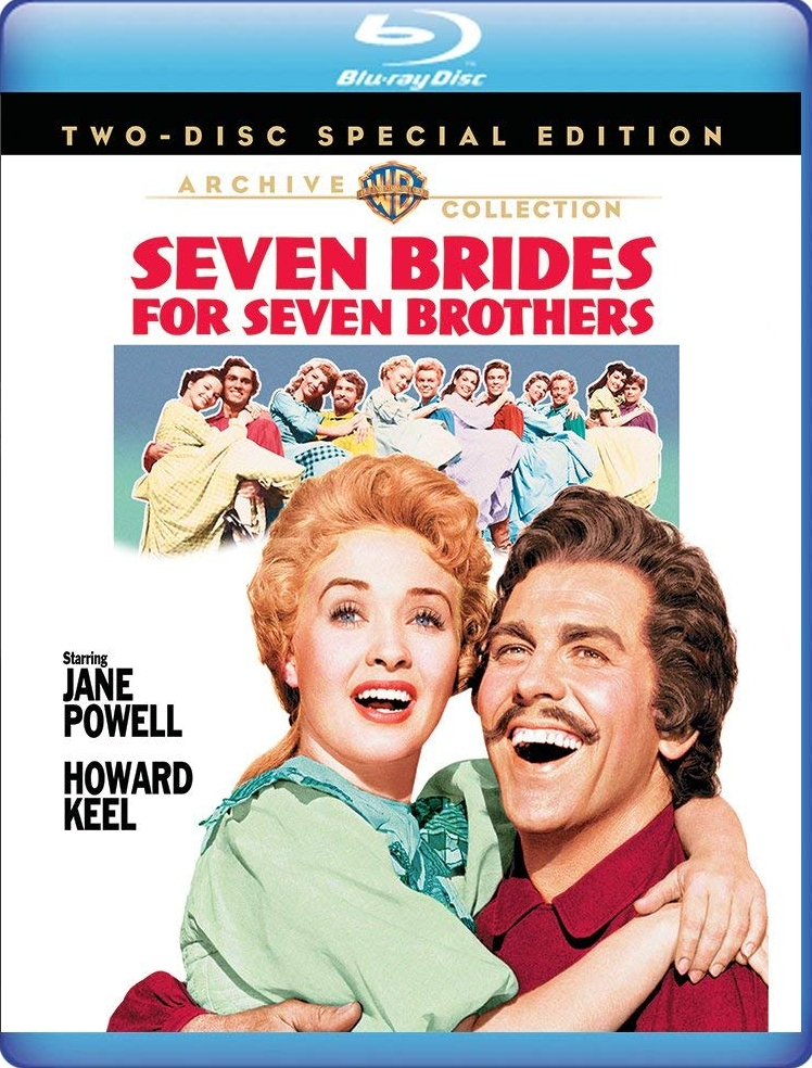 Seven Brides for Seven Brothers Blu-ray - Buy at Amazon