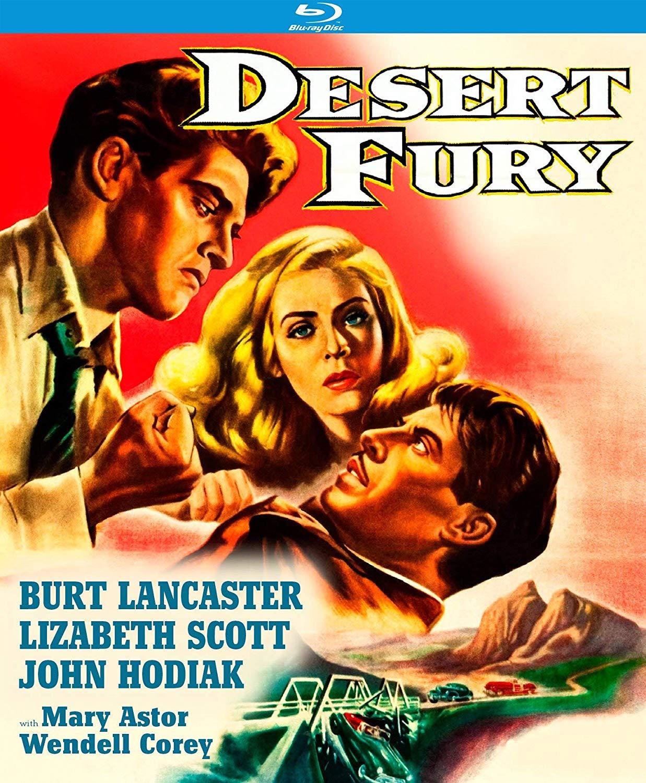 Desert Fury Blu-ray - Buy at Amazon