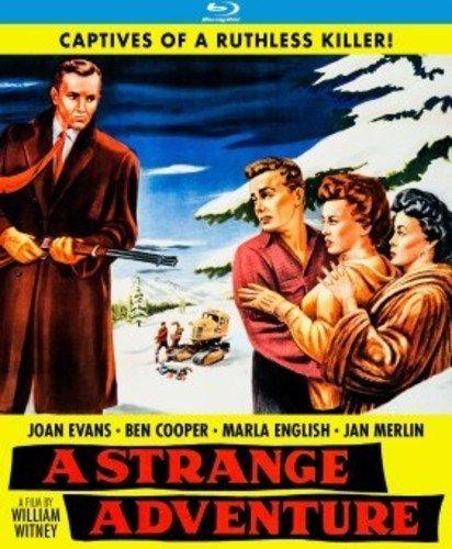 A Strange Adventure Blu-ray - Buy at Amazon