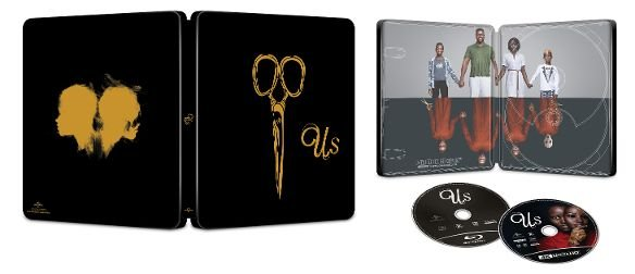 Us - 4k UHD SteelBook