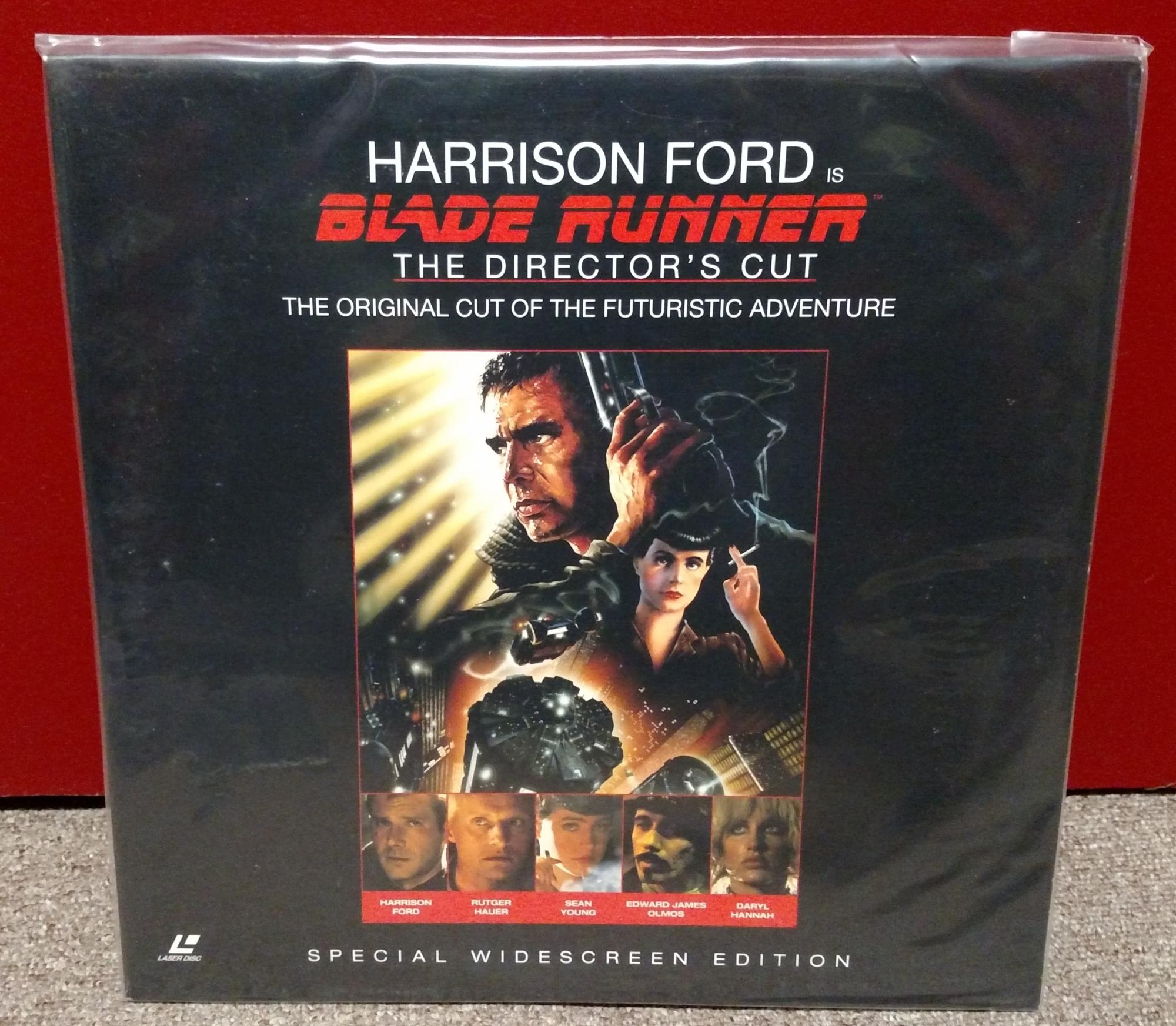 Blade Runner Laserdisc: Director's Cut CAV