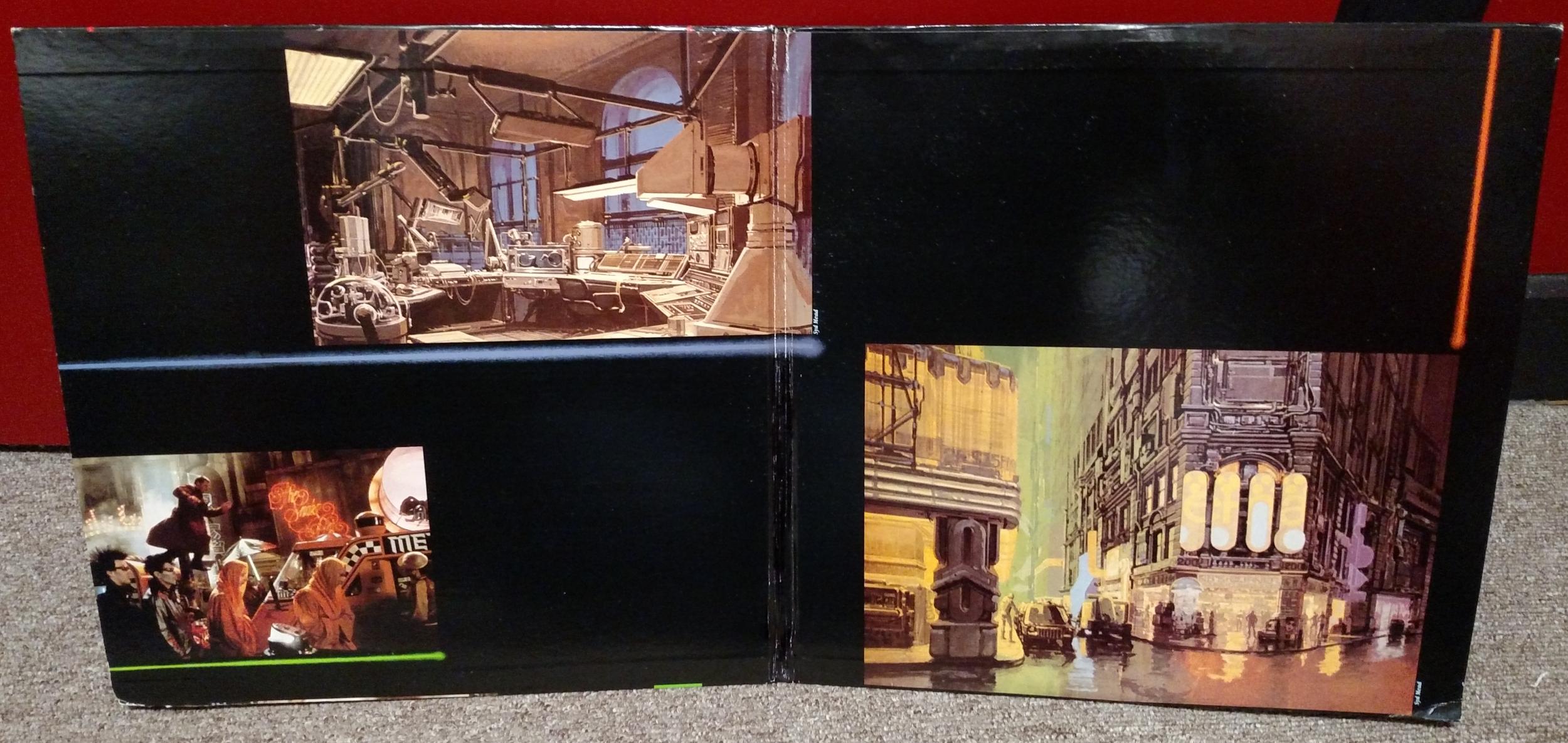 Blade Runner Laserdisc: Criterion 1987 (gatefold)