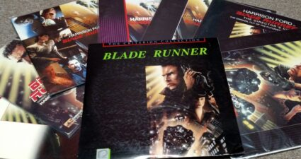Blade Runner Laserdiscs