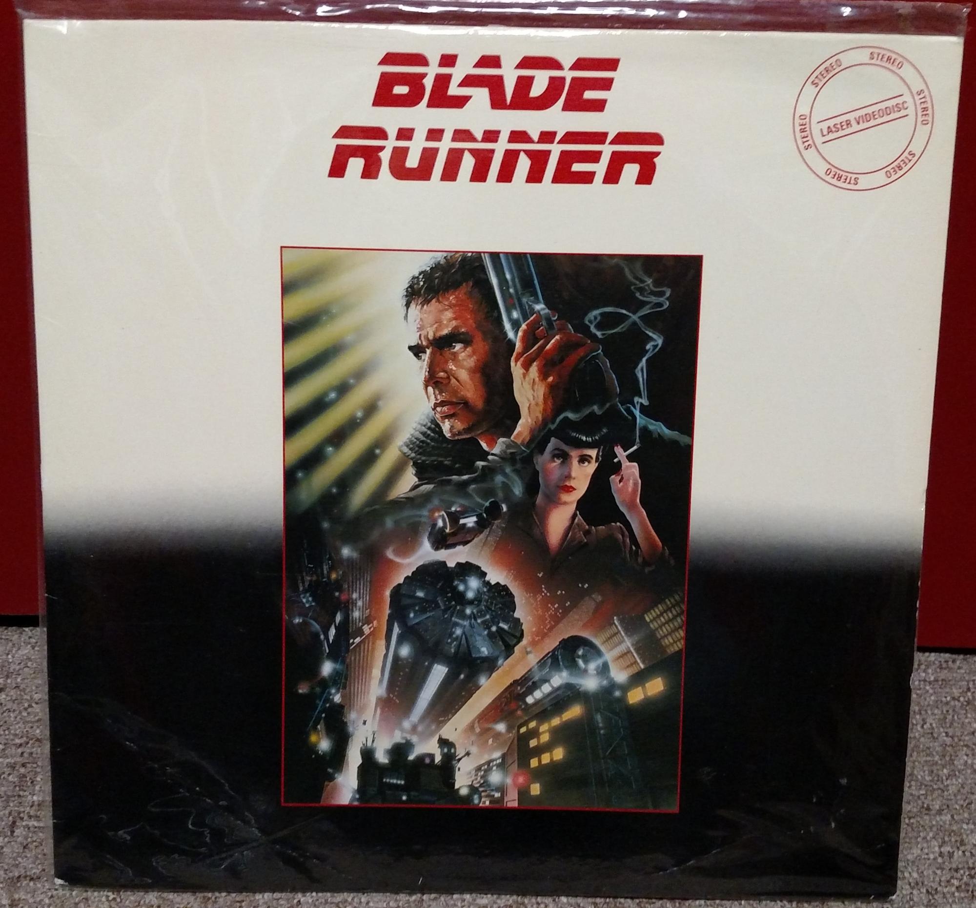 Blade Runner Laserdisc: Embassy 1983