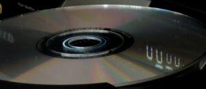 Blu-ray DVD disc