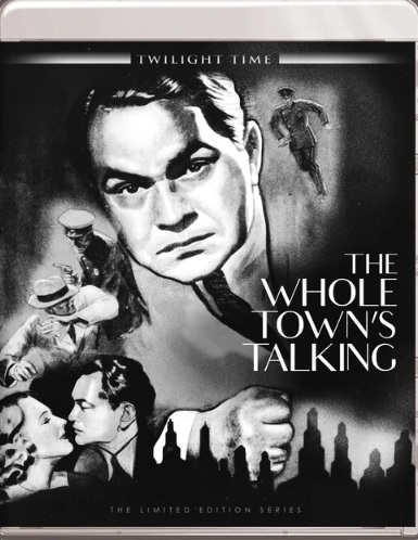 The Whole Town's Talking Blu-ray - Buy at Twilight Time Movies