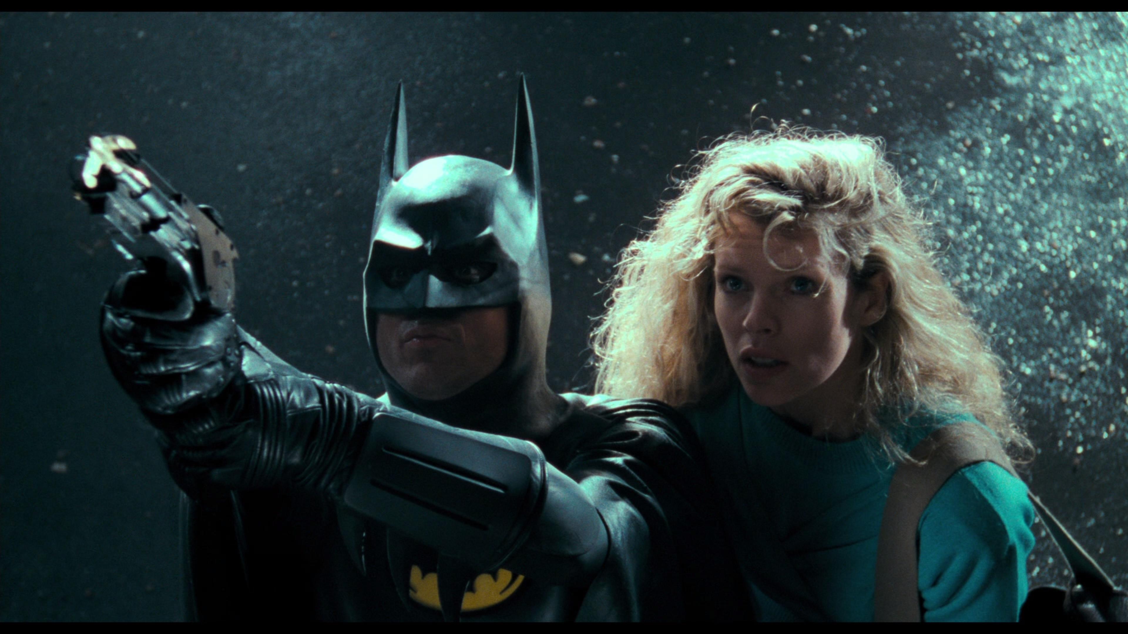 Batman 1989 30th Anniversary Edition 4k Ultra Hd Blu Ray Ultra Hd Review High Def Digest
