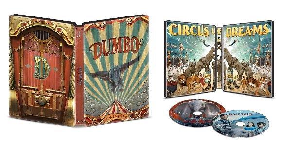 Dumbo (2019) 4k SteelBook