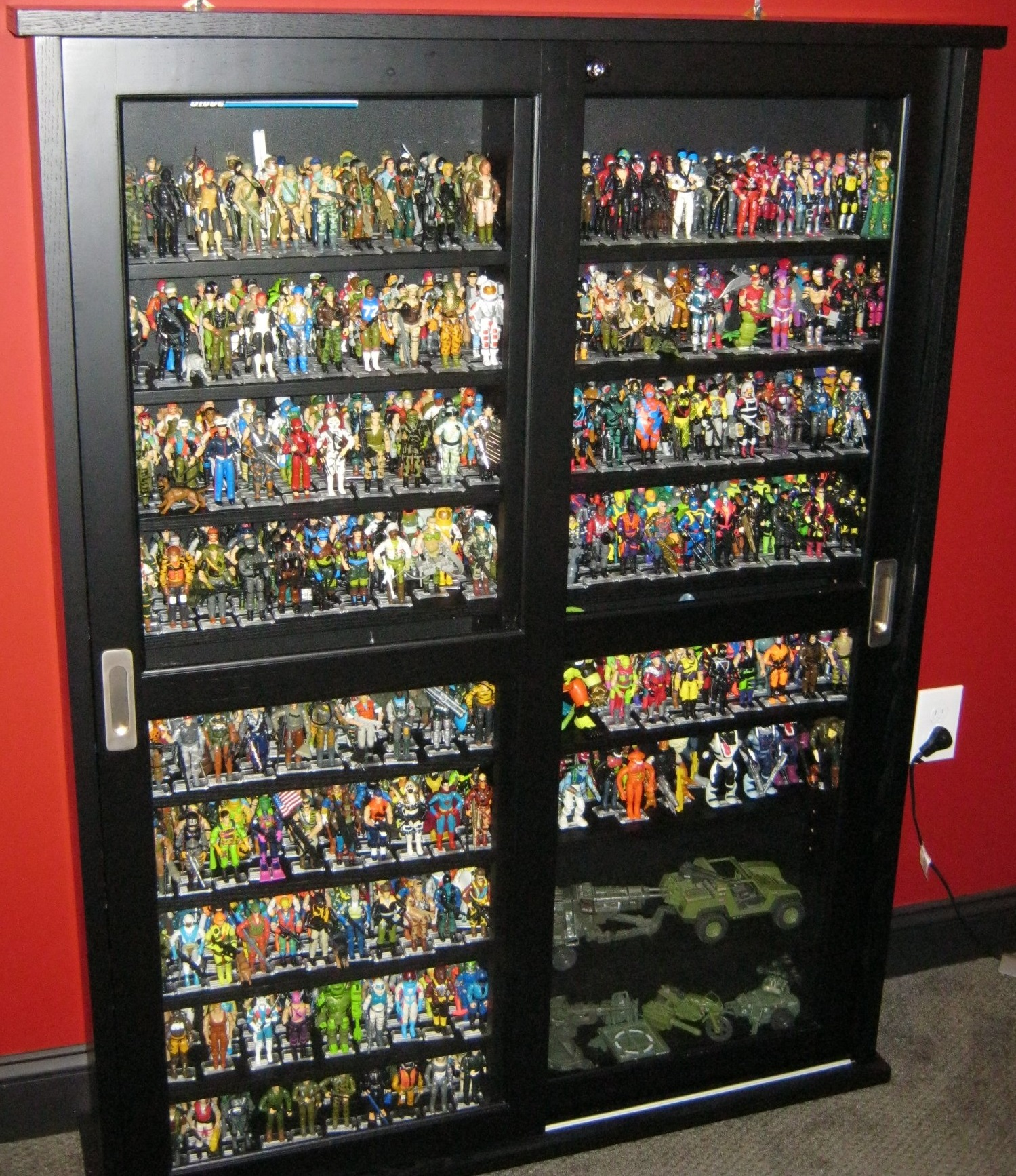 Josh's G.I. Joe Action Figure Collection