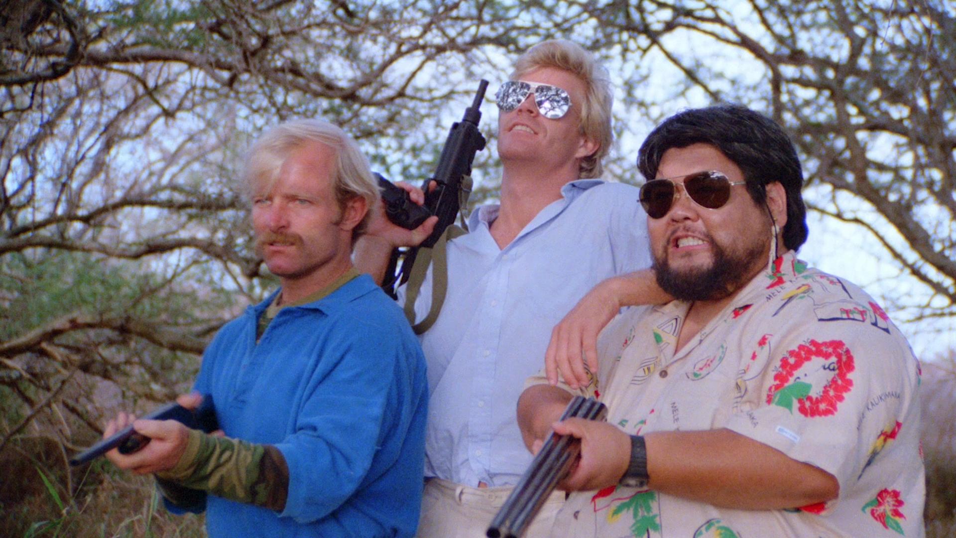 Hard Ticket to Hawaii - The Bad Guys