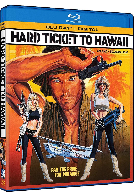 Hard Ticket to Hawaii Blu-ray - Buy at Amazon