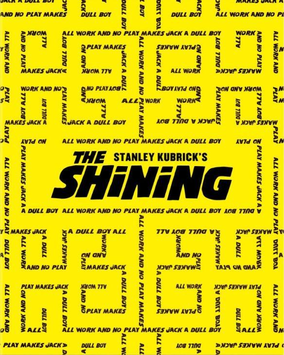 The Shining 4k SteelBook