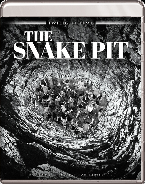 The Snake Pit Blu-ray - Buy at Twilight Time Movies