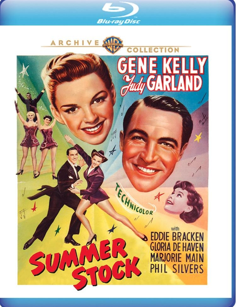 Summer Stock Blu-ray - Buy at Amazon