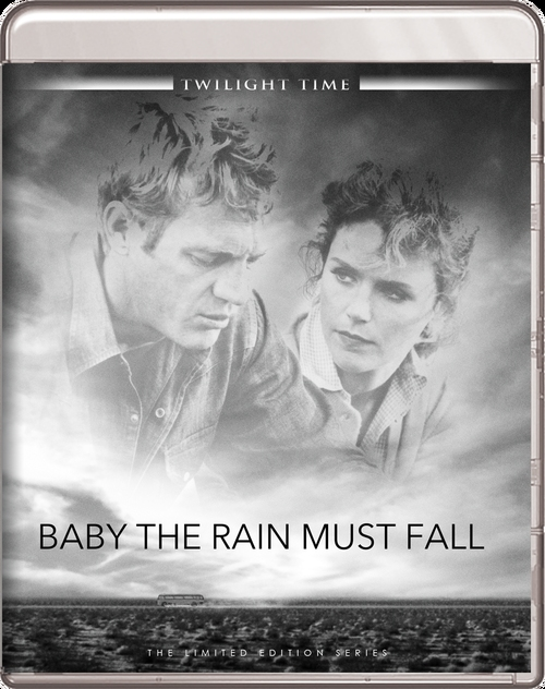 Baby the Rain Must Fall Blu-ray - Buy at Twilight Time Movies