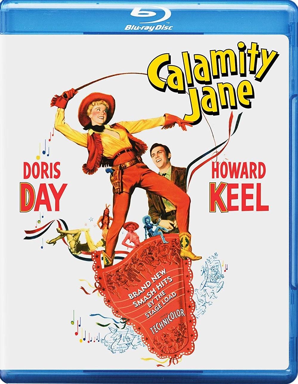 Calamity Jane Blu-ray - Buy at Amazon