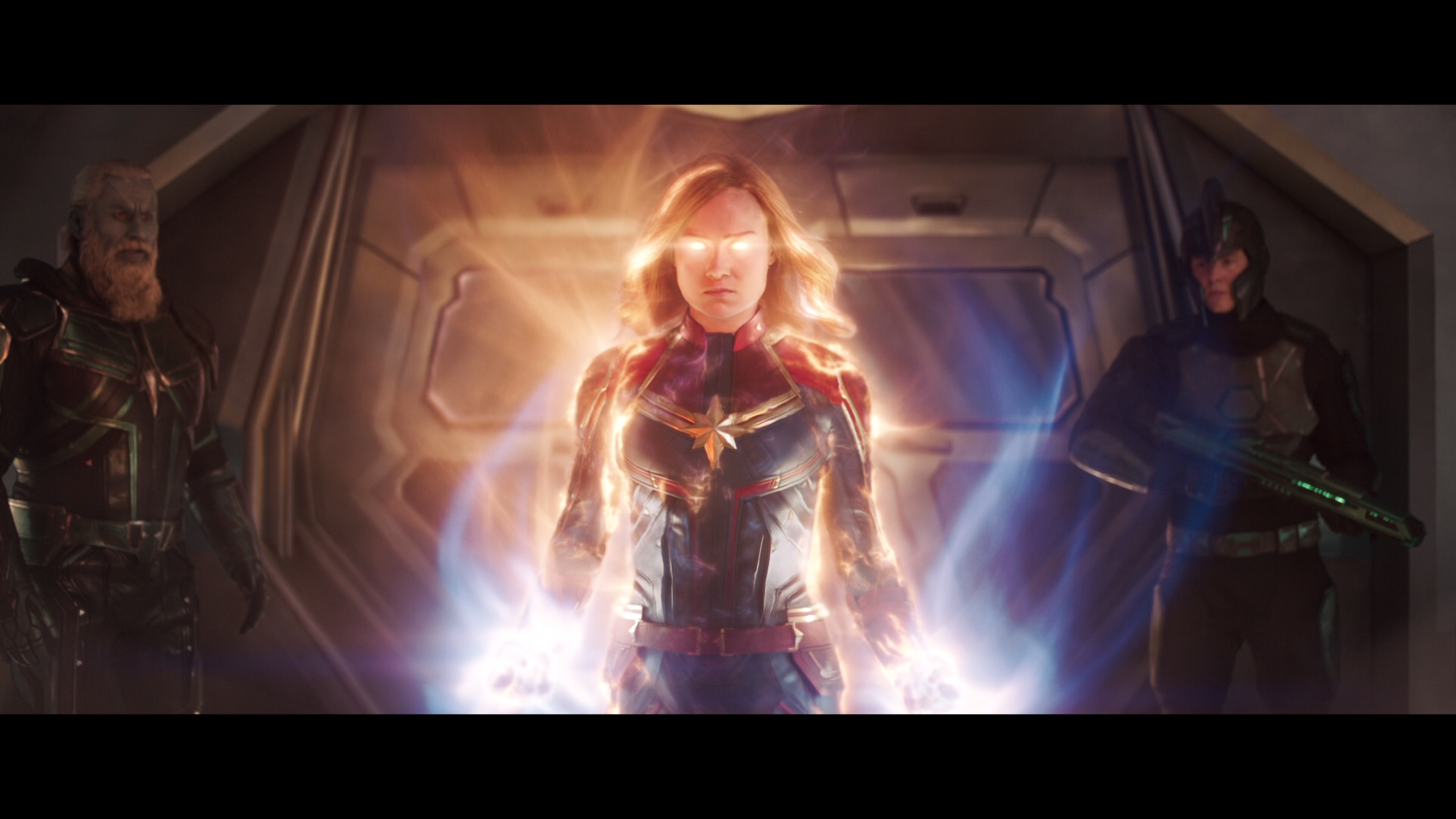 Captain Marvel - 4K Ultra HD Blu-ray Ultra HD Review | High Def Digest