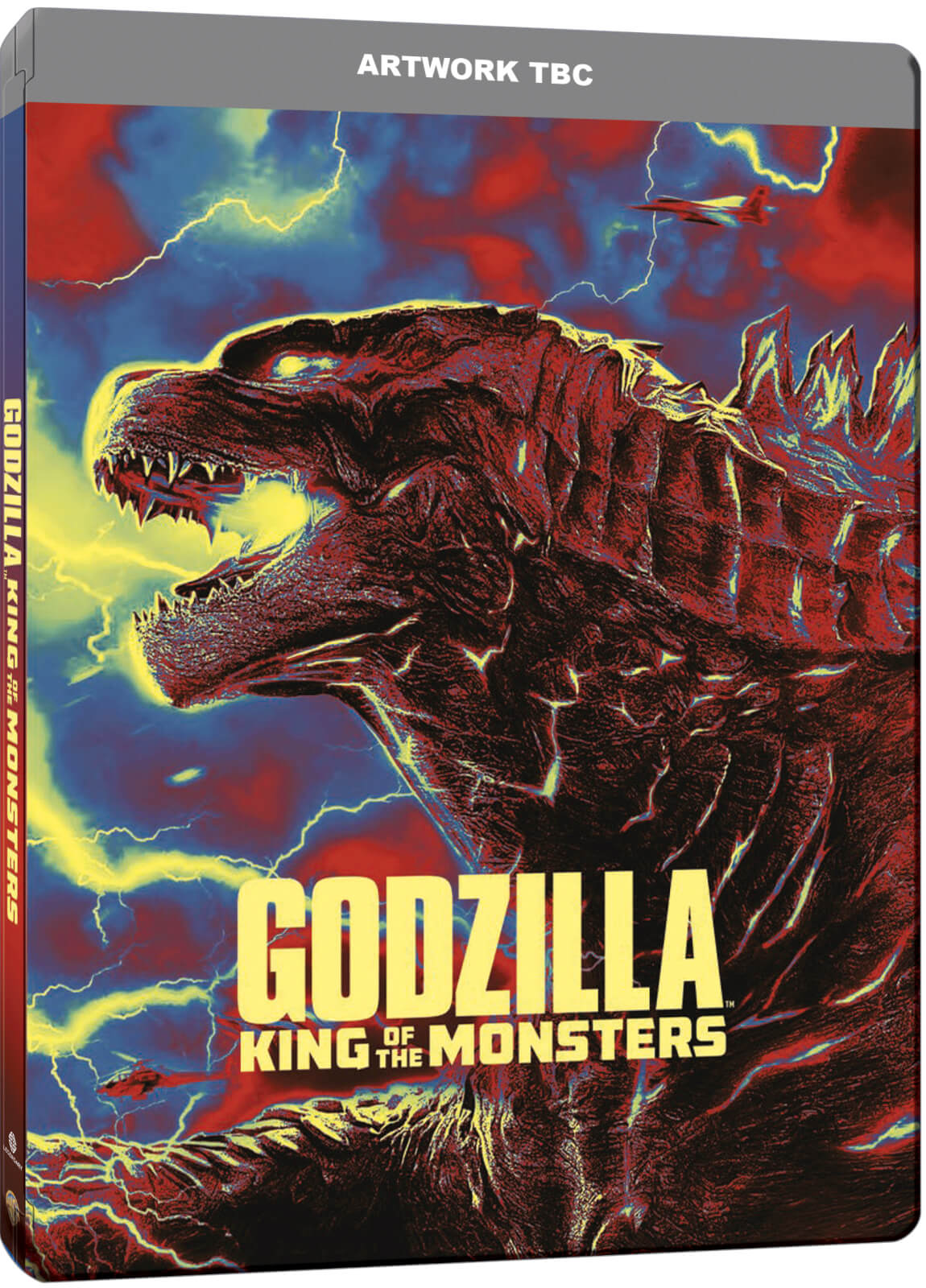 Godzilla: King of the Monsters Ultra HD SteelBook UK