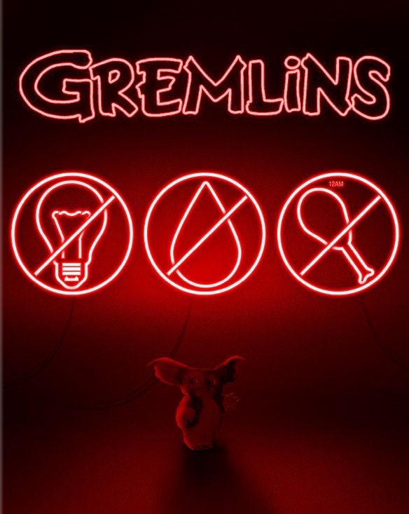 Gremlins Ultra HD SteelBook