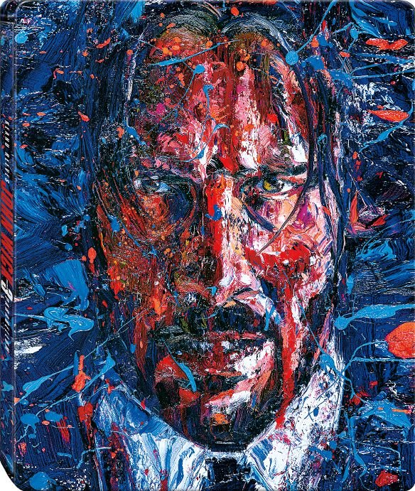 John Wick: Chapter 3 SteelBook