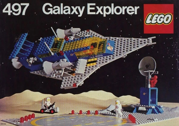 Lego Galaxy Explorer - Image from Brickipedia