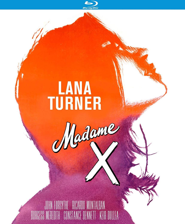 Madame X Blu-ray - Buy on Amazon