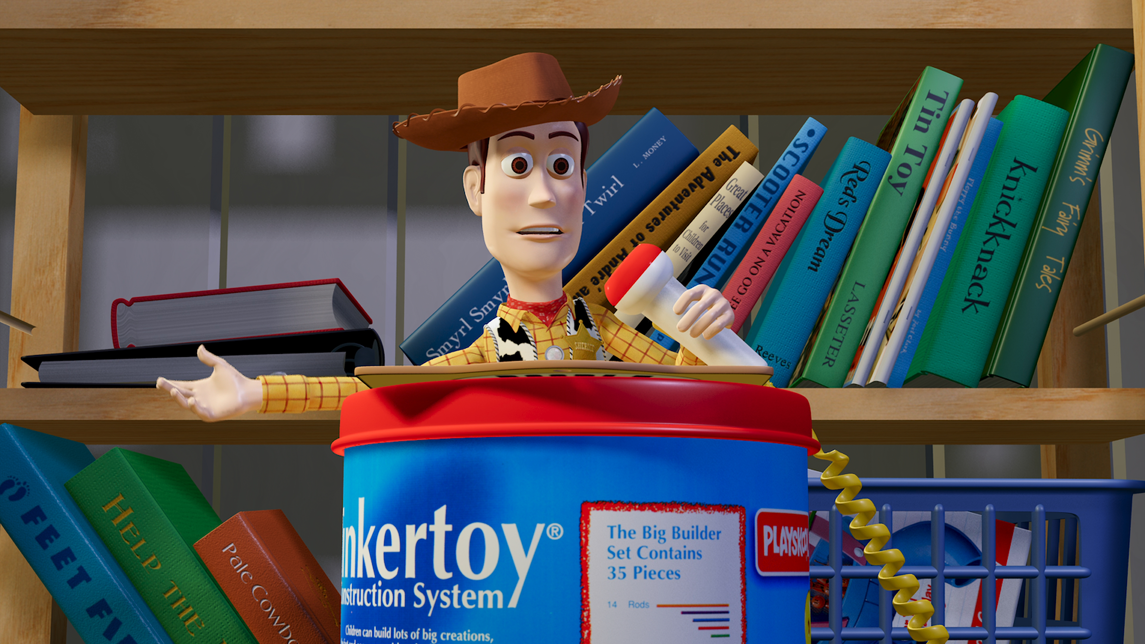 Toy Story - 4K Ultra HD Blu-ray Ultra HD Review | High Def Digest